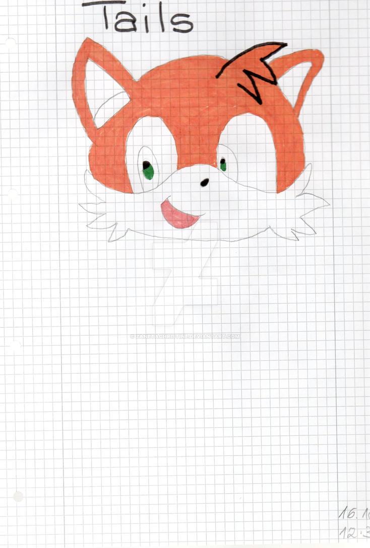 Tails by ZanetaChristine