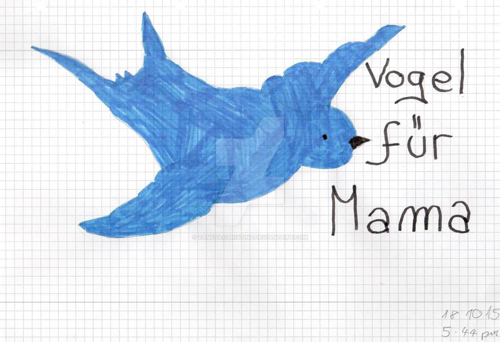 Vogel by ZanetaChristine
