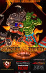 Ulysses Vs Zapedy poster by TEMPHUiBIS