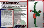 Zapedy M8W profile by TEMPHUiBIS