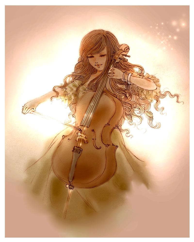 A Cello Suite by azurecorsair on DeviantArt