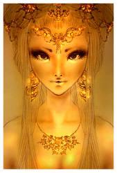 Aphrodite by azurecorsair