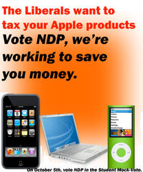Ontario Election- NDP