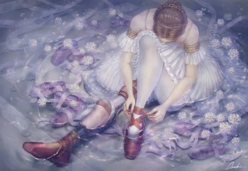Remake-Iberis-Ballet dancer with artificial leg