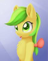 Apple Fritter by Dusthiel