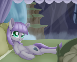 Regular Pony Drawing #21 - Maud Pie by Dusthiel