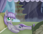 Regular Pony Drawing #19-2 - Maud Pie