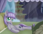 Regular Pony Drawing #21 - Maud Pie