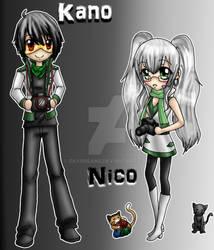 ACP Kano_Nico by daydream2