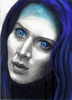 Illyria from the Angel Series by Dr-Horrible