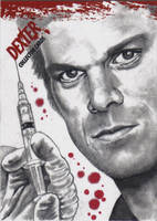 Dexter Morgan 3 by Dr-Horrible