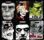 Scifi Horror Movie Poster pg2
