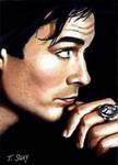 Damon-Vampire Diaries