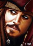 Capt. Jack Sparrow Sketch