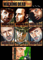 The Walking Dead Page 1 by Dr-Horrible