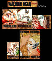 The Walking Dead Sketches 3 by Dr-Horrible