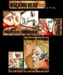 The Walking Dead Sketches 3