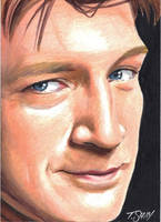 Captain Malcolm Reynolds-Firefly by Dr-Horrible