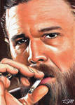 Opie Winston Sons of Anarchy sketch card