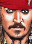 Captain Jack Sparrow sketch