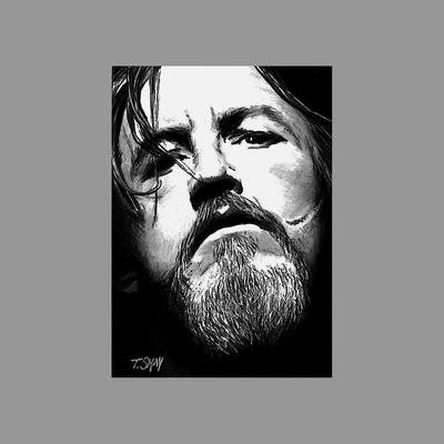 Chibs Telford sketch by Dr-Horrible