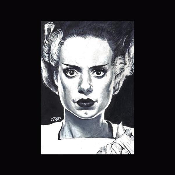 The Bride of Frankenstein by Dr-Horrible