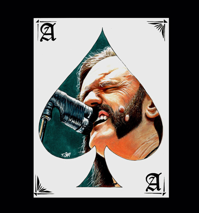 Lemmy Kilmister Ace of Spades by Dr-Horrible