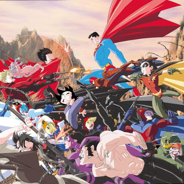 Heros by gabbavisions