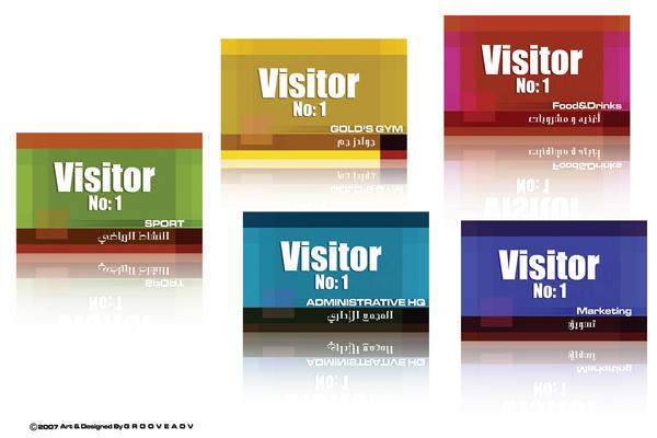 VISITOR CARD by ekhnaton2001 on deviantART