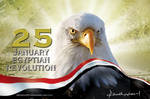 Eagle Egyptian revolution