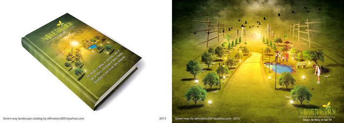Green Way by ekhnaton2001