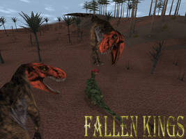 Carnivores Fallen Kings : Torvosaurus Hunt by Keegz97