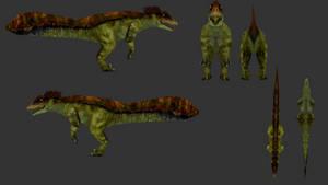 Fallen Kings Pyroraptor by Keegz97