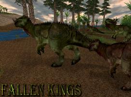 Carnivores Fallen Kings:Riverside Iguanosaurus by Keegz97