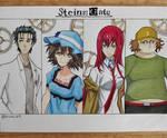 Steins Gate Lab Members