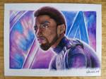 Black Panther/Chadwick Boseman