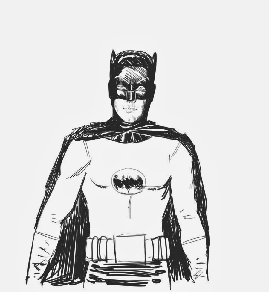 Batman by TomaszWitas