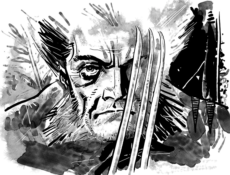 Wolverine by TomaszWitas