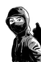 Ninja by TomaszWitas