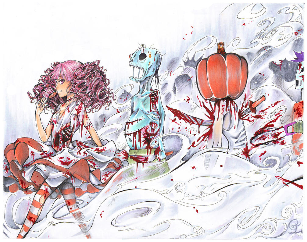 .:-Afraid Parade-:. by TGA-Tsurugi