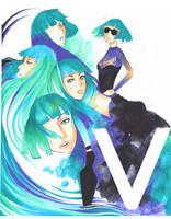 Lady GaGa V Magazine by TGA-Tsurugi
