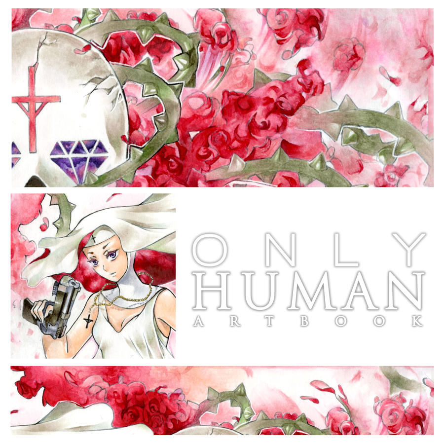 Only Human - Artbook Preview by TGA-Tsurugi