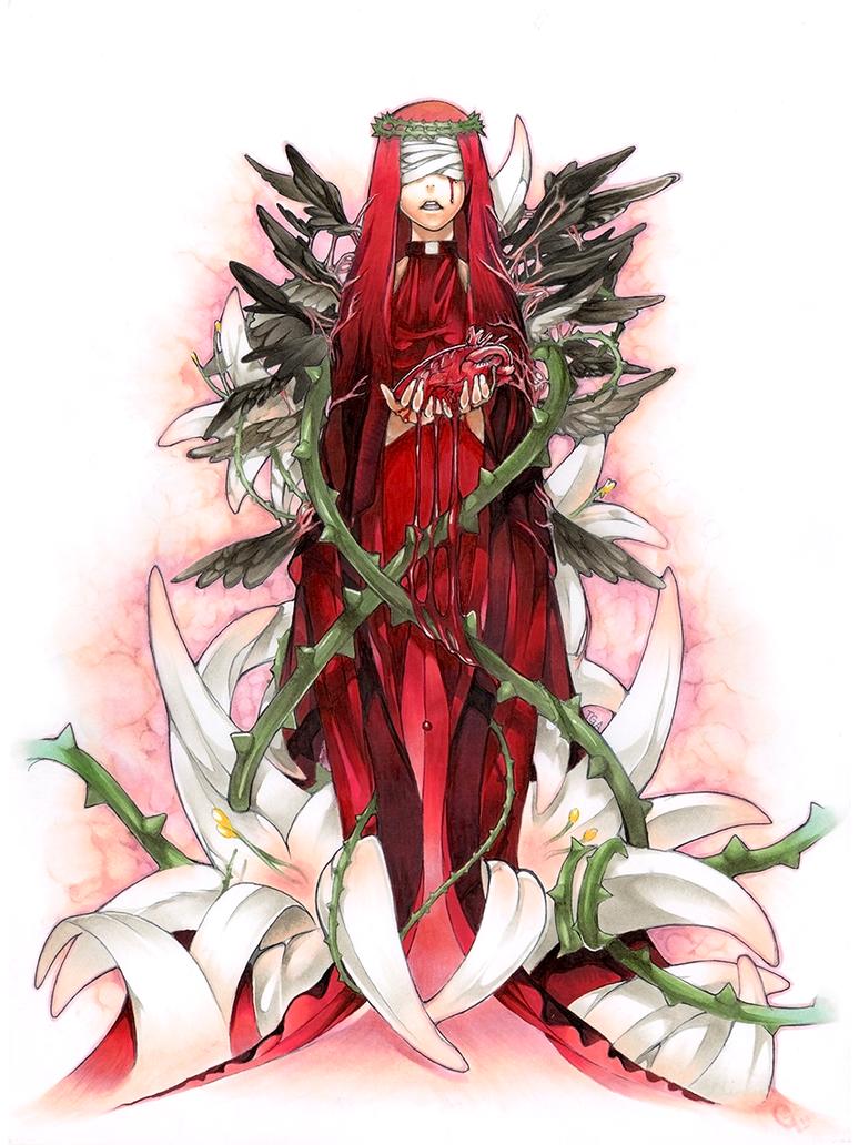 A Curse Called Love by TGA-Tsurugi