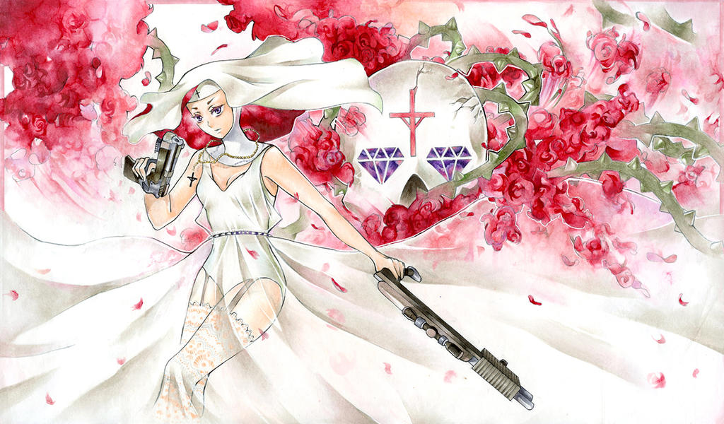 CROSS MY HEART + HOPE TO DIE by TGA-Tsurugi
