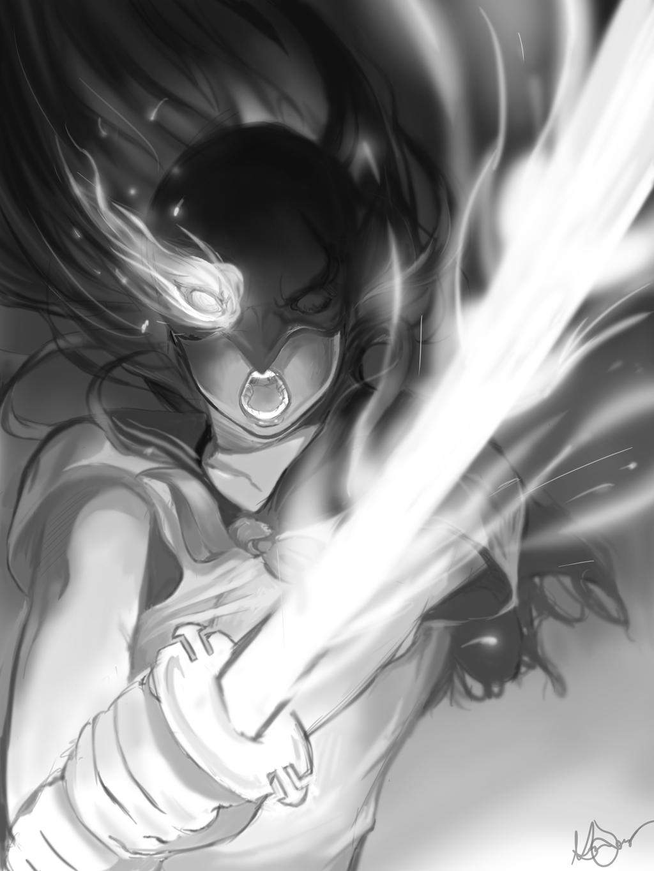 Plague Warrior by TGA-Tsurugi
