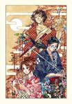 Samurai Champloo: Heroes' Journey by tga-leylo