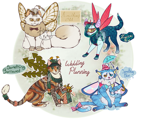 [Guest Auction - CLOSED] Wedding Planning