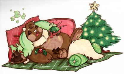 Strudel Winter Advent