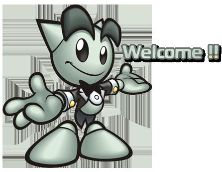 Welcome DeviantART Logo