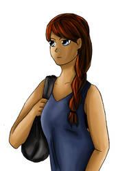 Katniss by Neutch